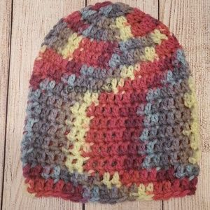 Crochet Beanie Hat (Toddler)